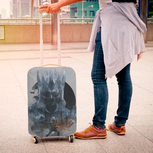 Чехол для чемодана 3D  Фото 04, Wild Hunt