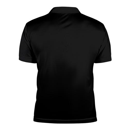 Мужская рубашка поло 3D  Фото 02, Ведьмак