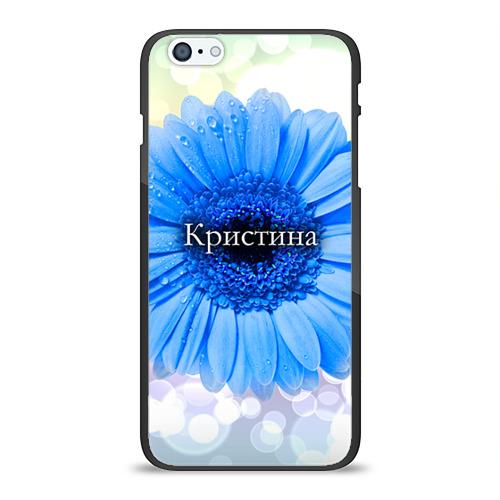 Чехол для Apple iPhone 6Plus/6SPlus силиконовый глянцевый  Фото 01, Кристина