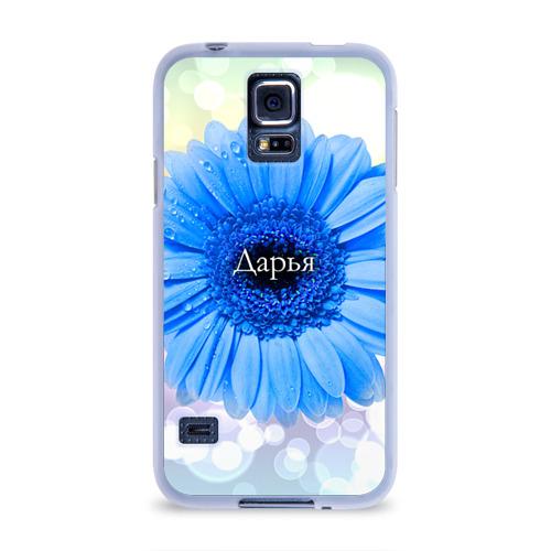 Чехол для Samsung Galaxy S5 силиконовый  Фото 01, Дарья