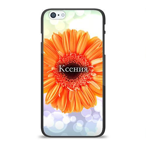 Чехол для Apple iPhone 6Plus/6SPlus силиконовый глянцевый  Фото 01, Ксения
