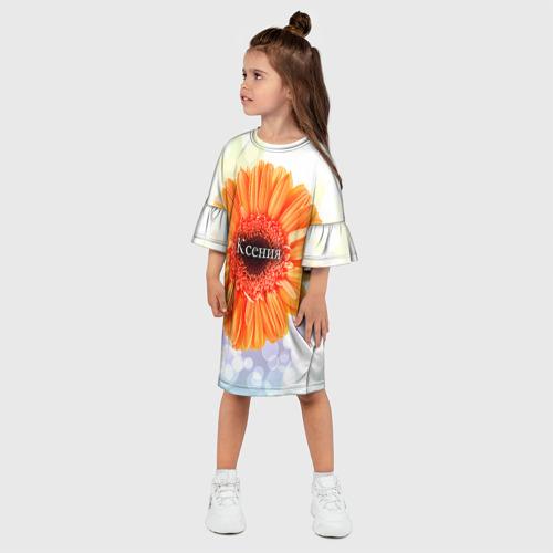 Детское платье 3D  Фото 03, Ксения