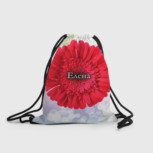 Рюкзак-мешок 3D Елена One фото