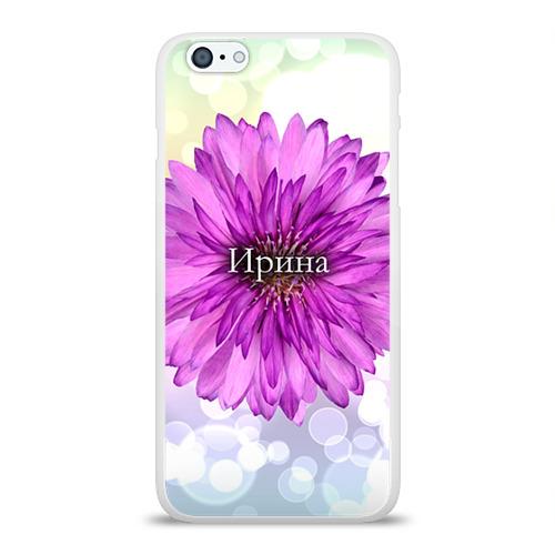 Чехол для Apple iPhone 6Plus/6SPlus силиконовый глянцевый  Фото 01, Ирина