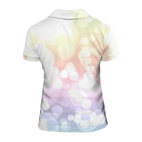 Женская рубашка поло 3D  Фото 02, Ирина