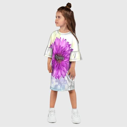 Детское платье 3D  Фото 03, Ирина