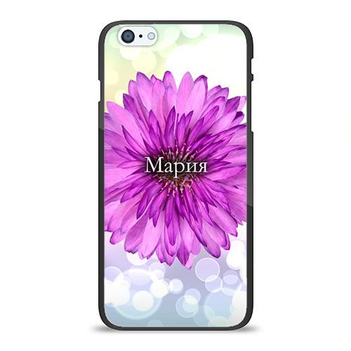 Чехол для Apple iPhone 6Plus/6SPlus силиконовый глянцевый  Фото 01, Мария