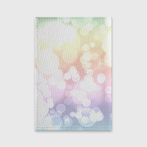 Обложка для паспорта матовая кожа  Фото 02, Мария