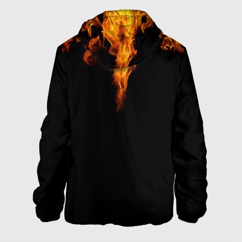 Мужская куртка 3D  Фото 02, Dragon Lore