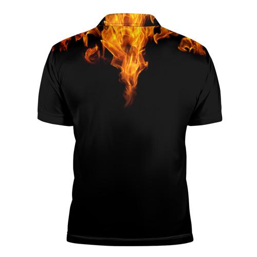 Мужская рубашка поло 3D  Фото 02, Dragon Lore