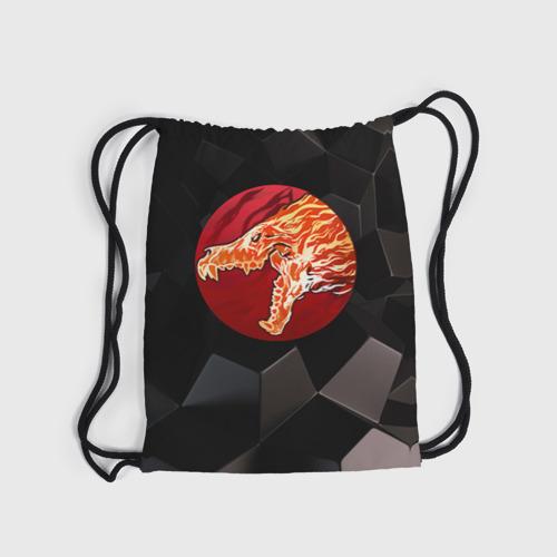 Рюкзак-мешок 3D  Фото 04, Howl