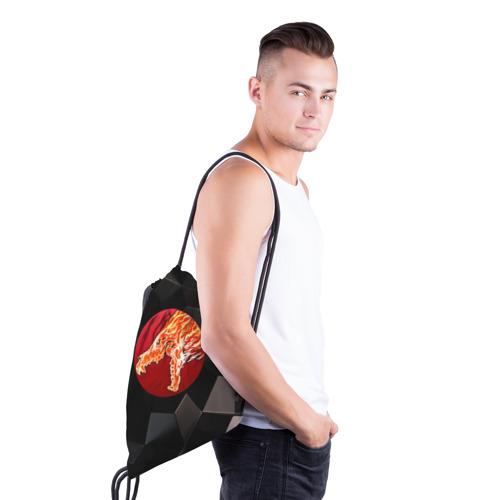 Рюкзак-мешок 3D  Фото 03, Howl
