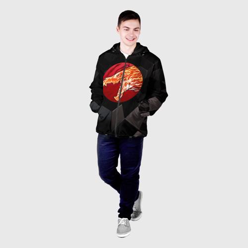 Мужская куртка 3D Howl Фото 01
