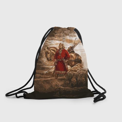 Рюкзак-мешок 3D  Фото 01, Русь