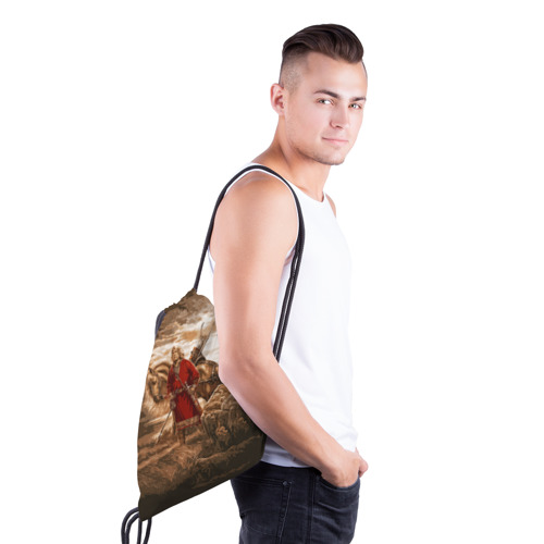 Рюкзак-мешок 3D  Фото 03, Русь