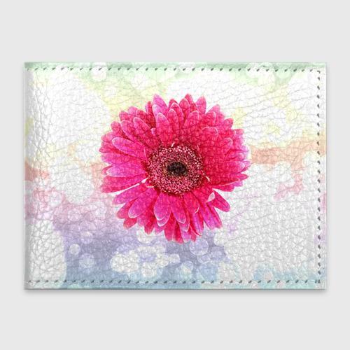 Обложка для студенческого билета  Фото 01, Цветок 2