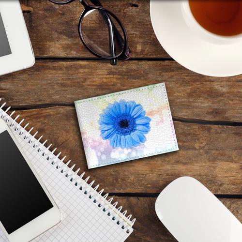 Обложка для студенческого билета  Фото 03, Цветок 5