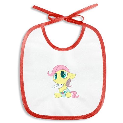 Слюнявчик  Фото 01, My Little Pony