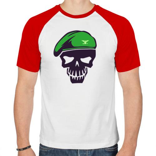 Мужская футболка реглан  Фото 01, rickflag