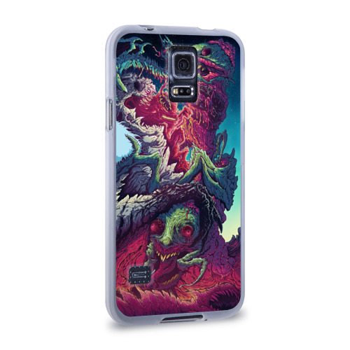 Чехол для Samsung Galaxy S5 силиконовый  Фото 02, Hyper Beast