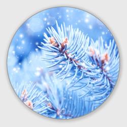Снежные иголки