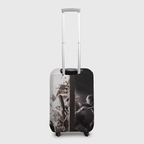Чехол для чемодана 3D SWAT Фото 01