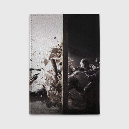 Обложка для автодокументов SWAT Фото 01