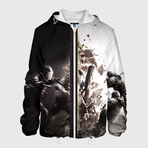 Мужская куртка 3D SWAT Фото 01