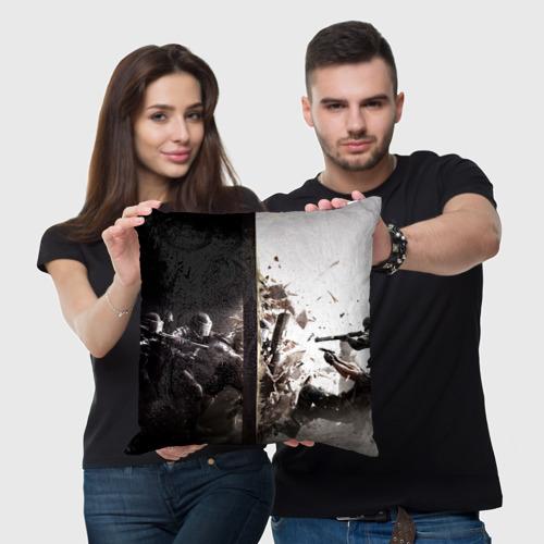 Подушка 3D SWAT Фото 01