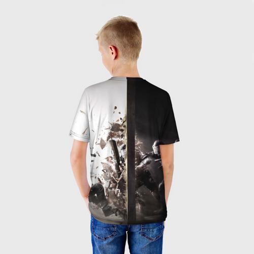 Детская футболка 3D SWAT Фото 01