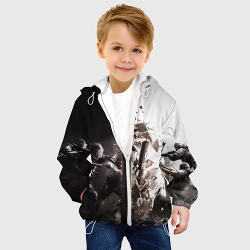 Детская куртка 3D  Фото 03, SWAT