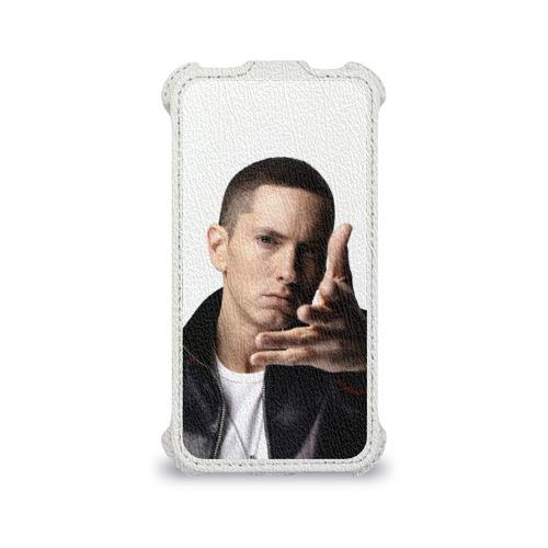 Чехол для Apple iPhone 4/4S flip  Фото 04, Eminem