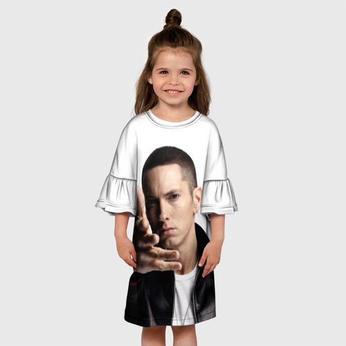 Детское платье 3D  Фото 01, Eminem