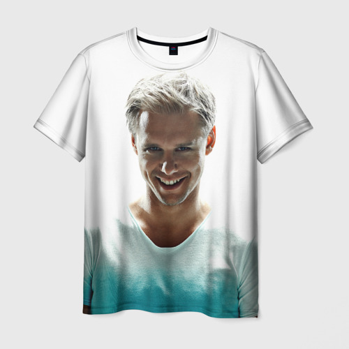 Мужская футболка 3D  Фото 03, Armin Only