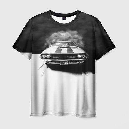 Мужская футболка 3D  Фото 03, Driver