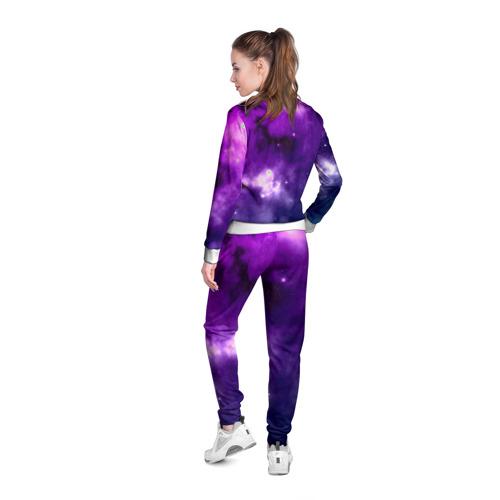 Женская олимпийка 3D  Фото 04, Космос