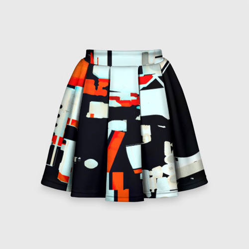 Детская юбка-солнце 3D Assimov