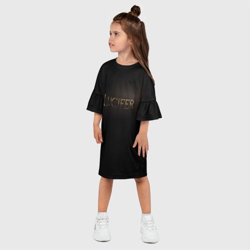 Детское платье 3D  Фото 03, Lucifer 1