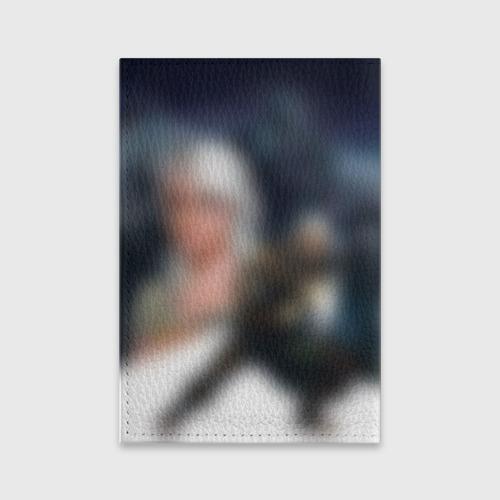 Обложка для паспорта матовая кожа  Фото 02, Дикая Охота