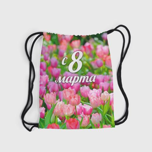 Рюкзак-мешок 3D  Фото 03, С 8 марта!