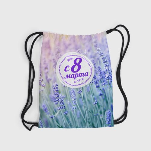 Рюкзак-мешок 3D  Фото 03, С 8 Марта