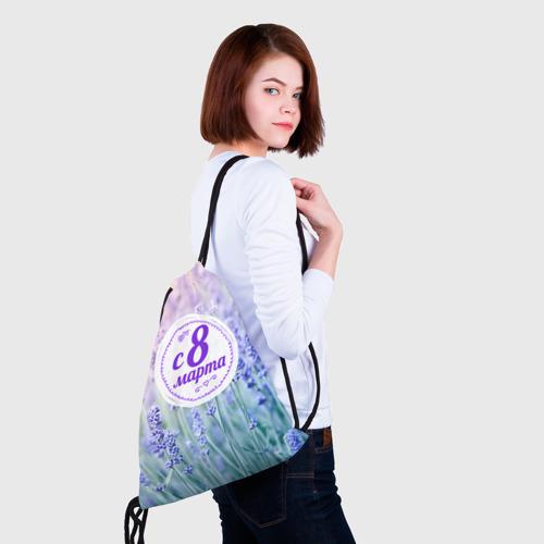 Рюкзак-мешок 3D  Фото 02, С 8 Марта