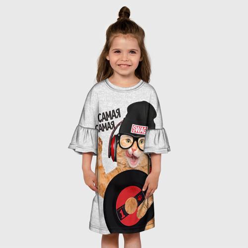 Детское платье 3D  Фото 01, Самая Самая