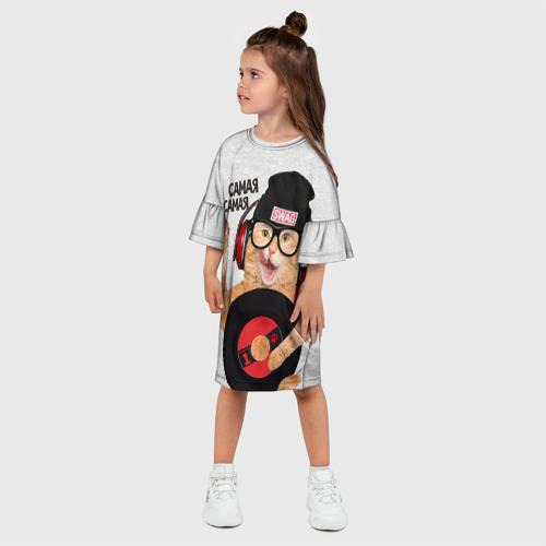 Детское платье 3D  Фото 03, Самая Самая