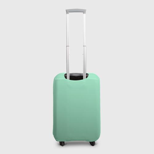 Чехол для чемодана 3D  Фото 02, Самая красивая