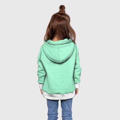 Детская толстовка 3D  Фото 02, Самая красивая