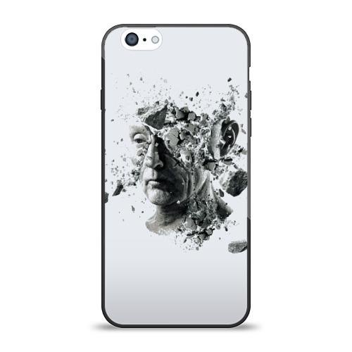 Чехол для Apple iPhone 6 силиконовый глянцевый Пила от Всемайки