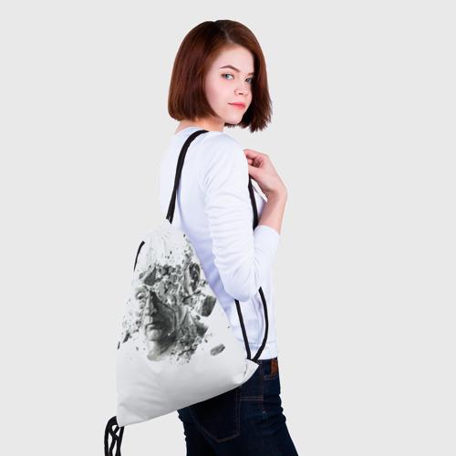 Рюкзак-мешок 3D  Фото 02, Пила