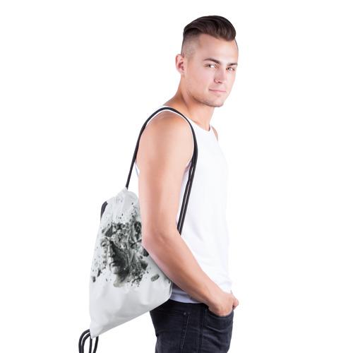 Рюкзак-мешок 3D  Фото 03, Пила