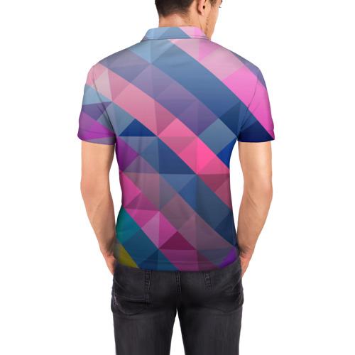 Мужская рубашка поло 3D  Фото 04, Trians 3